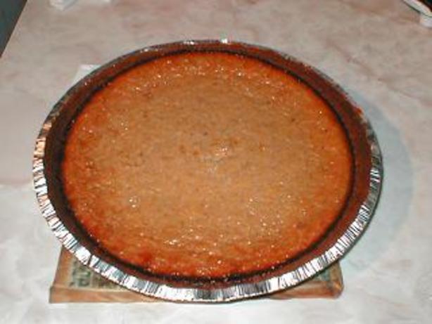 Graham Cracker Crust Pumpkin Pie  Pumpkin Pie With Graham Cracker Crust Recipe Food