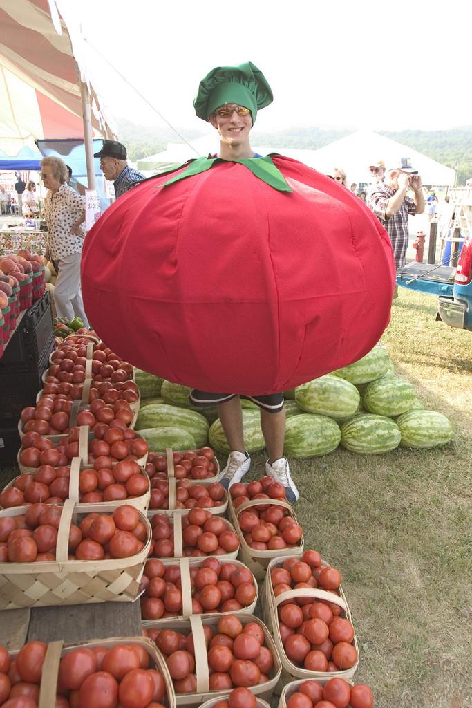 Grainger County Tomato Festival  Grainger County Tomato Festival Rutledge