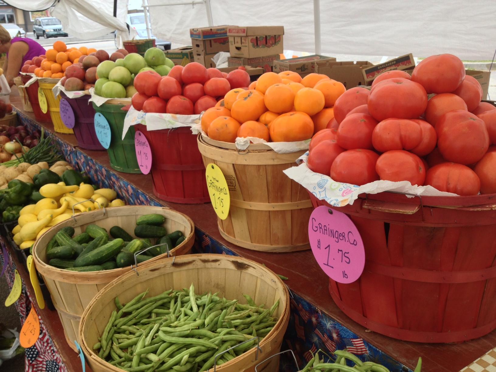 Grainger County Tomato Festival  s Grainger County Tomato Festival TN