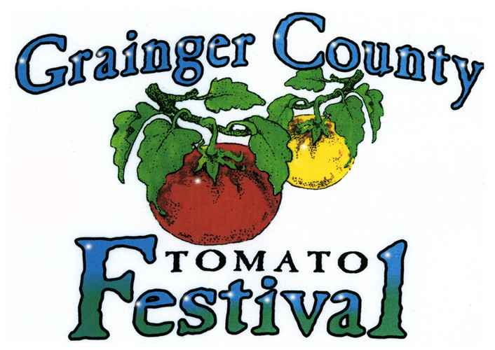 Grainger County Tomato Festival  Grainger Co Tomato Festival WENDY LEEDY ART