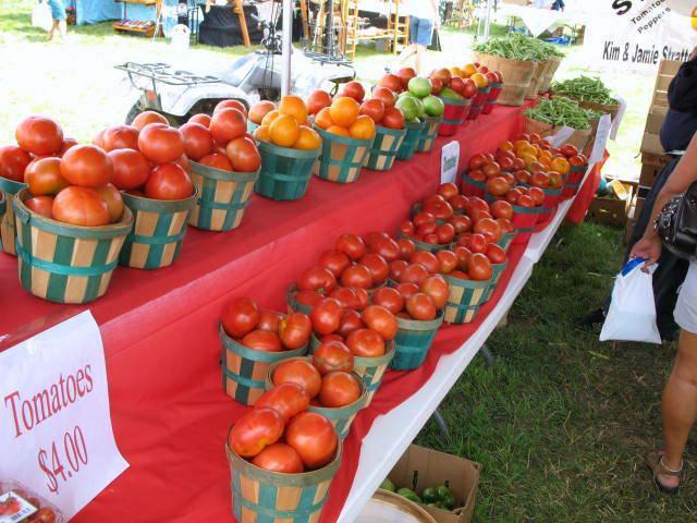 Grainger County Tomato Festival  10 The Greatest Food Festivals in Tennessee