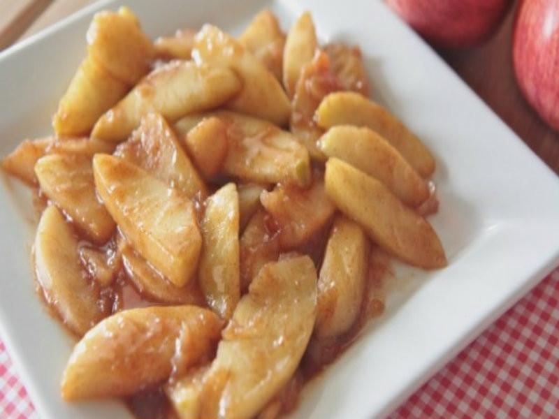 Grandma'S Chocolate Pie  Southern Fried Apples Just Like Grandma s Recipe Video by