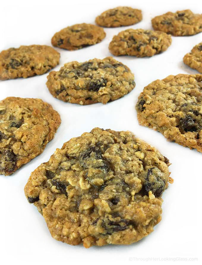 Grandma'S Chocolate Pie  grandma s oatmeal raisin cookies ingre nts