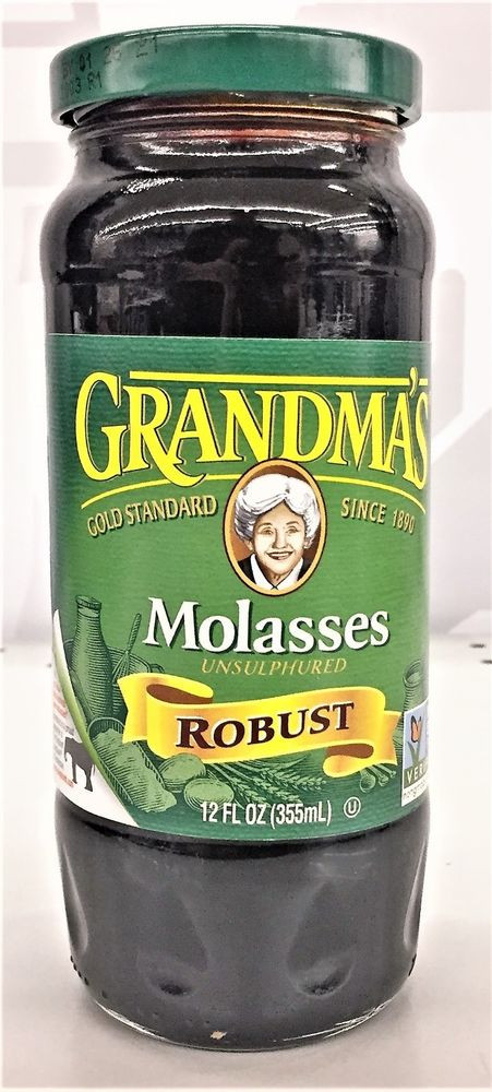 Grandma'S Molasses Cookies  Grandma s Molasses Robust 12 oz Grandmas