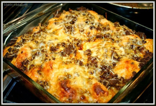Grands Biscuit Breakfast Casseroles  33 best images about Grands biscuit recipes on Pinterest
