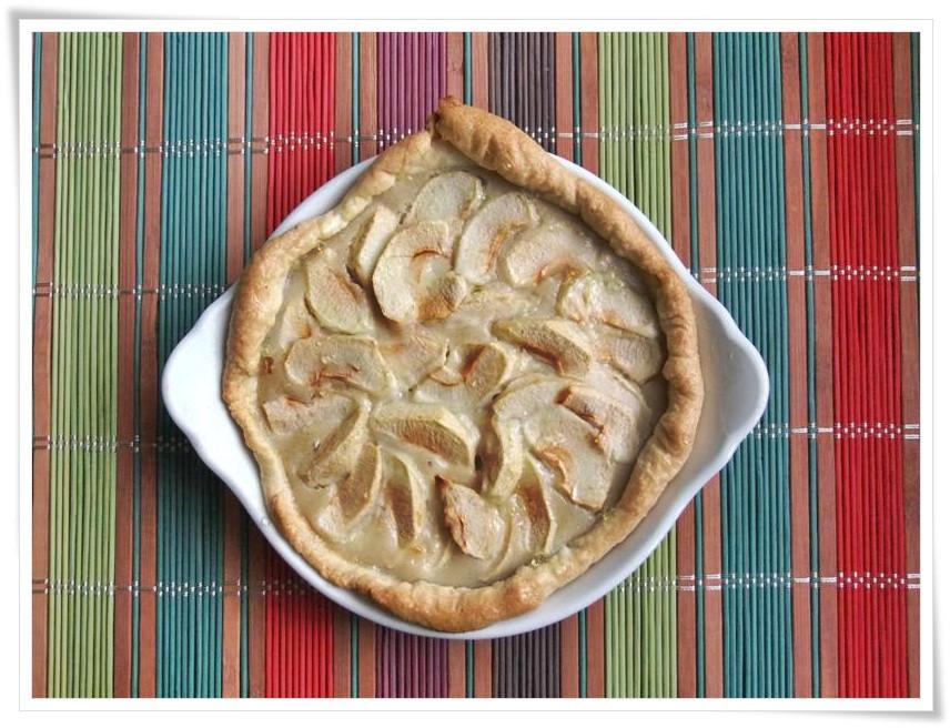 Granny Smith Apple Pie  Homemade Life 273 Granny smith apple pie with cinnamon