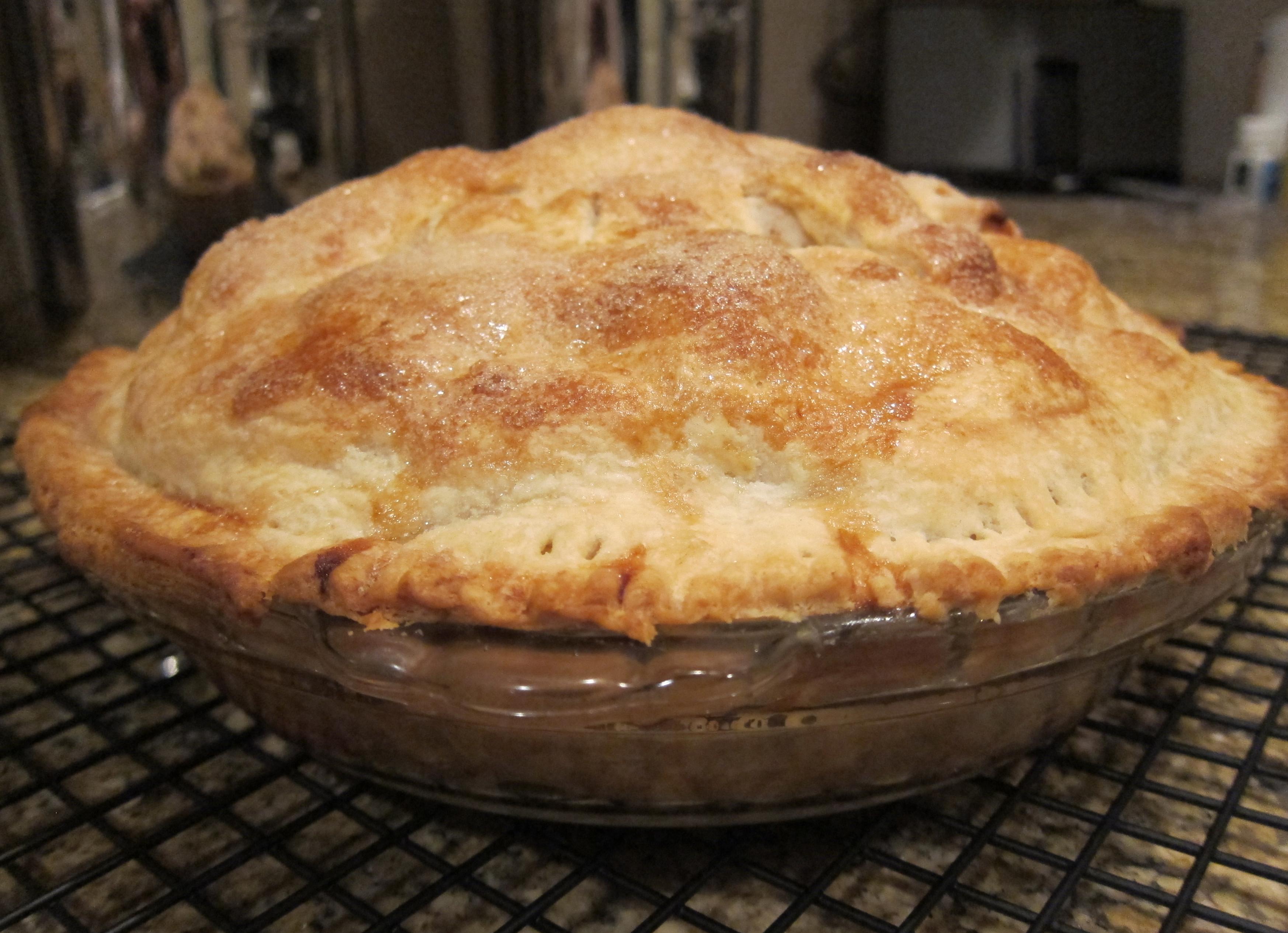 Granny Smith Apple Pie  Gala and Granny Smith Apple Pie