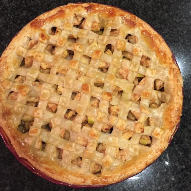 Granny Smith Apple Pie  Granny Smith Apple Pie Recipe
