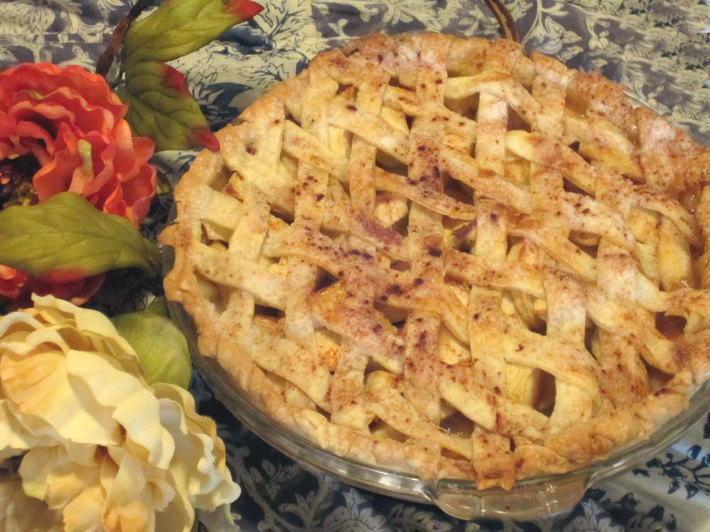 Granny Smith Apple Pie  Granny Smith Apple Pie