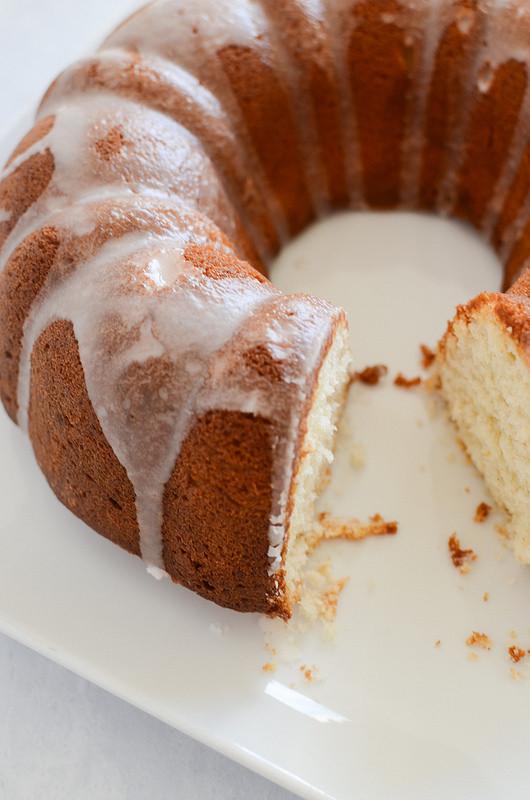 Grapefruit Pound Cake  Grapefruit Pound Cake Fake Ginger