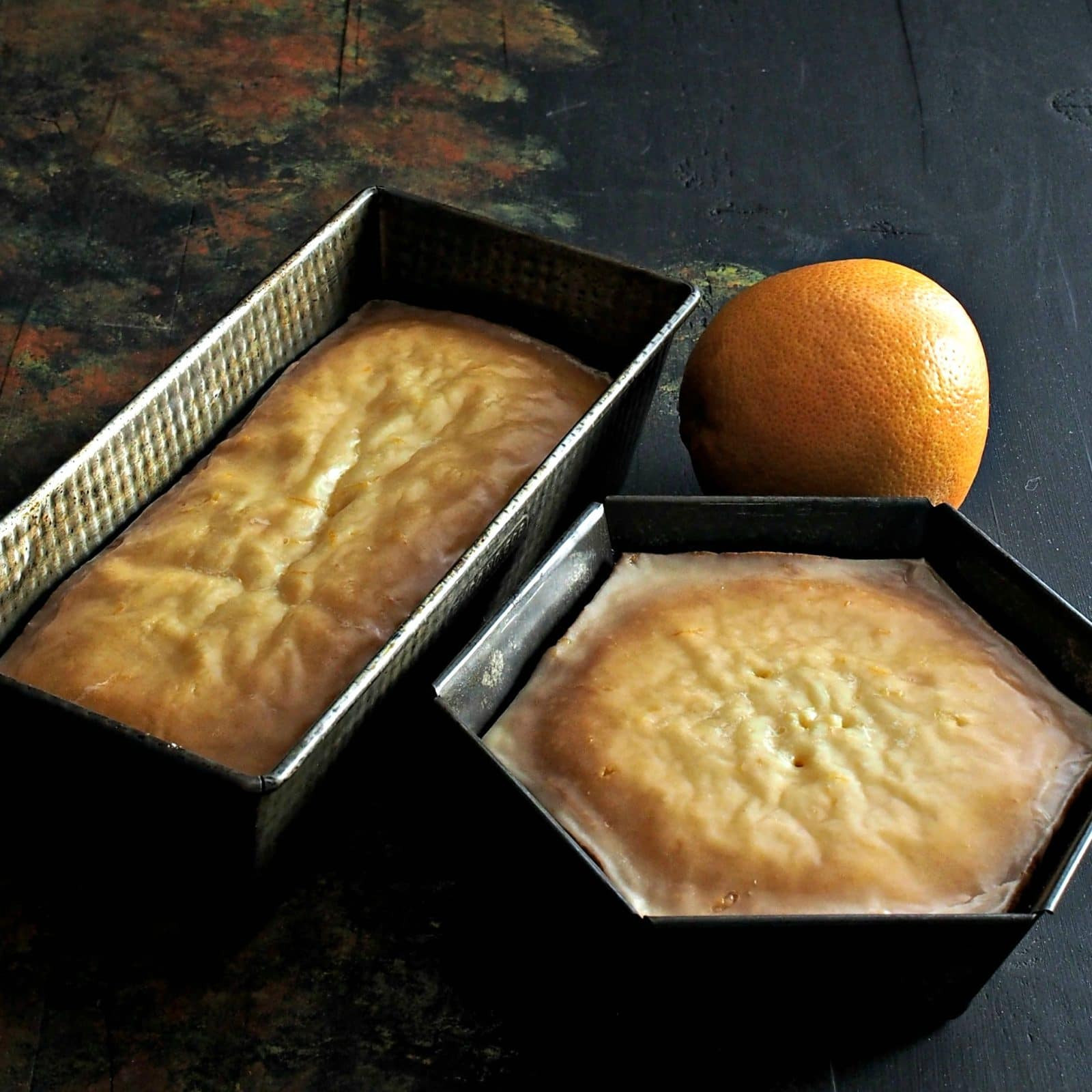 Grapefruit Pound Cake  Grapefruit Pound Cake with Grapefruit Glaze Simply Sated