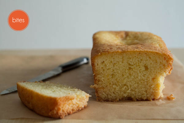 Grapefruit Pound Cake  Grapefruit Pound Cake