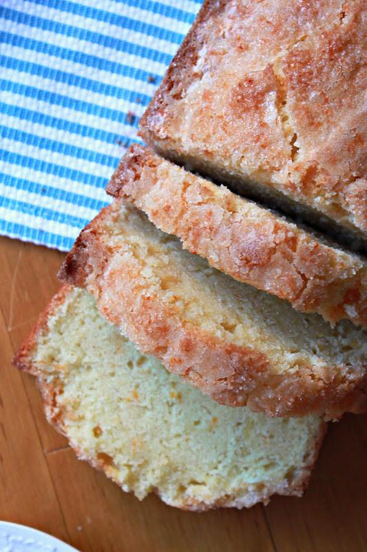 Grapefruit Pound Cake  Annie s City Kitchen Grapefruit Pound Cake