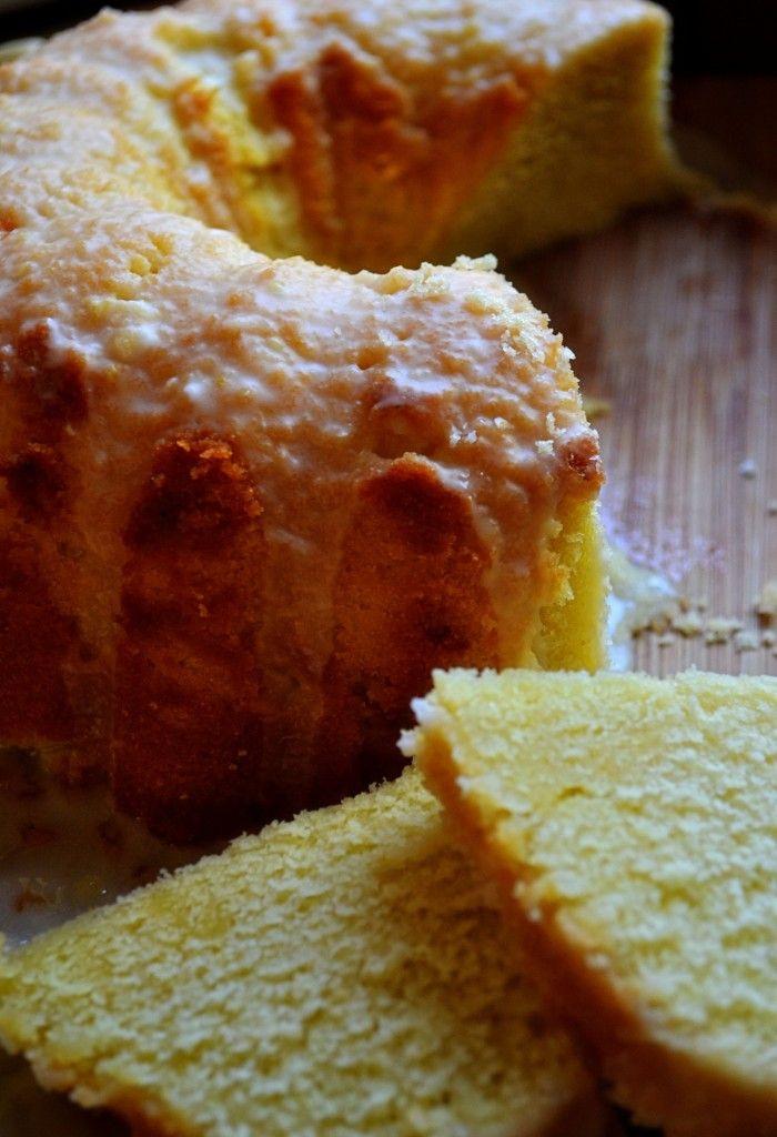 Grapefruit Pound Cake  Grapefruit Pound Cake