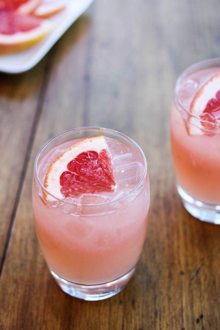 Grapefruit Vodka Drinks  Best 20 Pink Grapefruit ideas on Pinterest