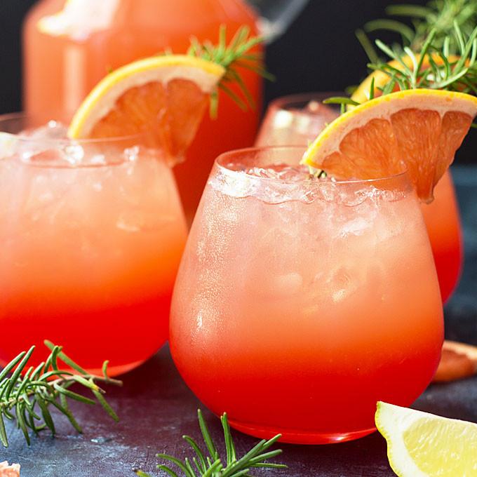 Grapefruit Vodka Drinks  Grapefruit Sunrise Cocktail