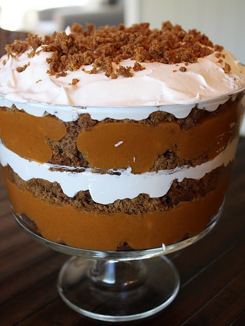 Great Dessert Recipes  Great Pumpkin Dessert Recipe — Dishmaps