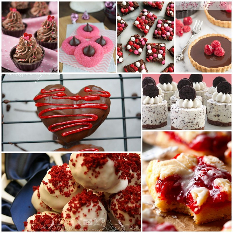 Great Dessert Recipes  8 Great Valentine's Day Desserts