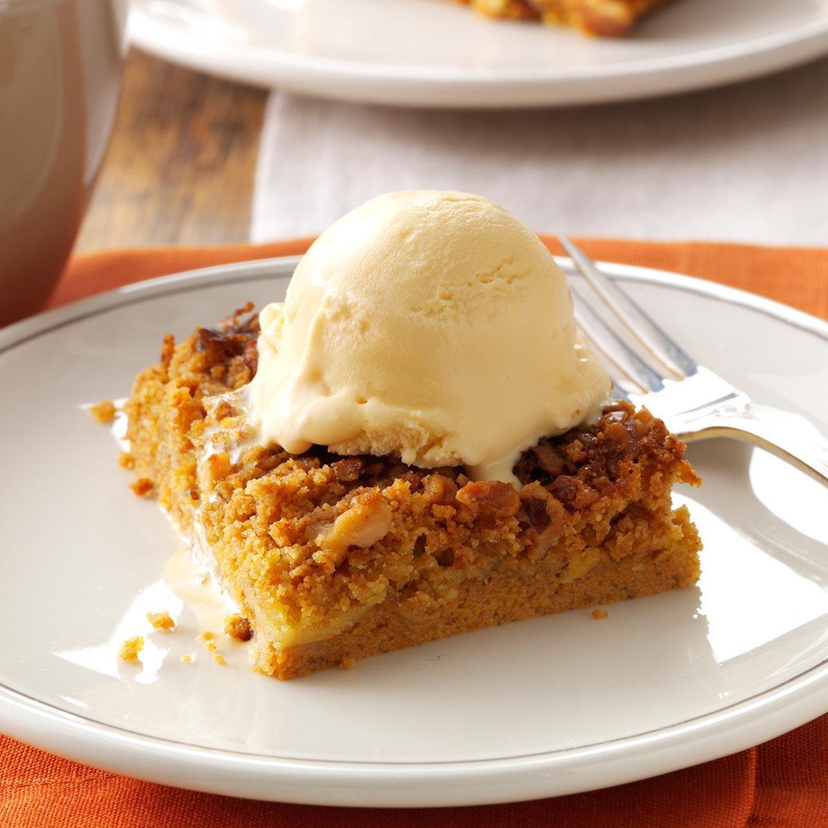 Great Dessert Recipes  Great Pumpkin Dessert Recipe