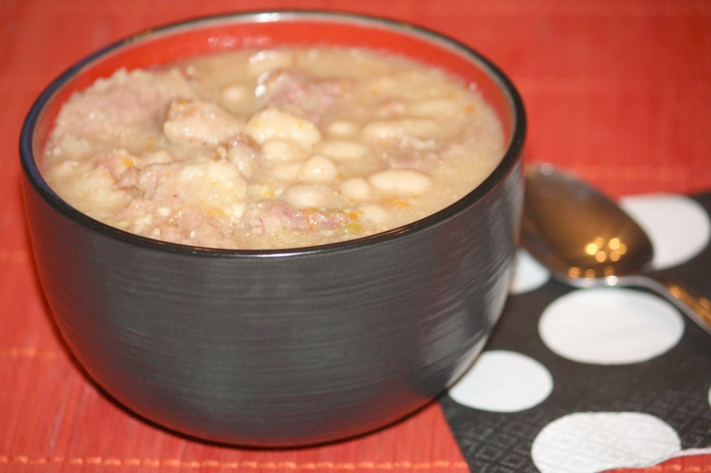 Great Northern Bean Recipes  Ham and Great Northern Bean Soup