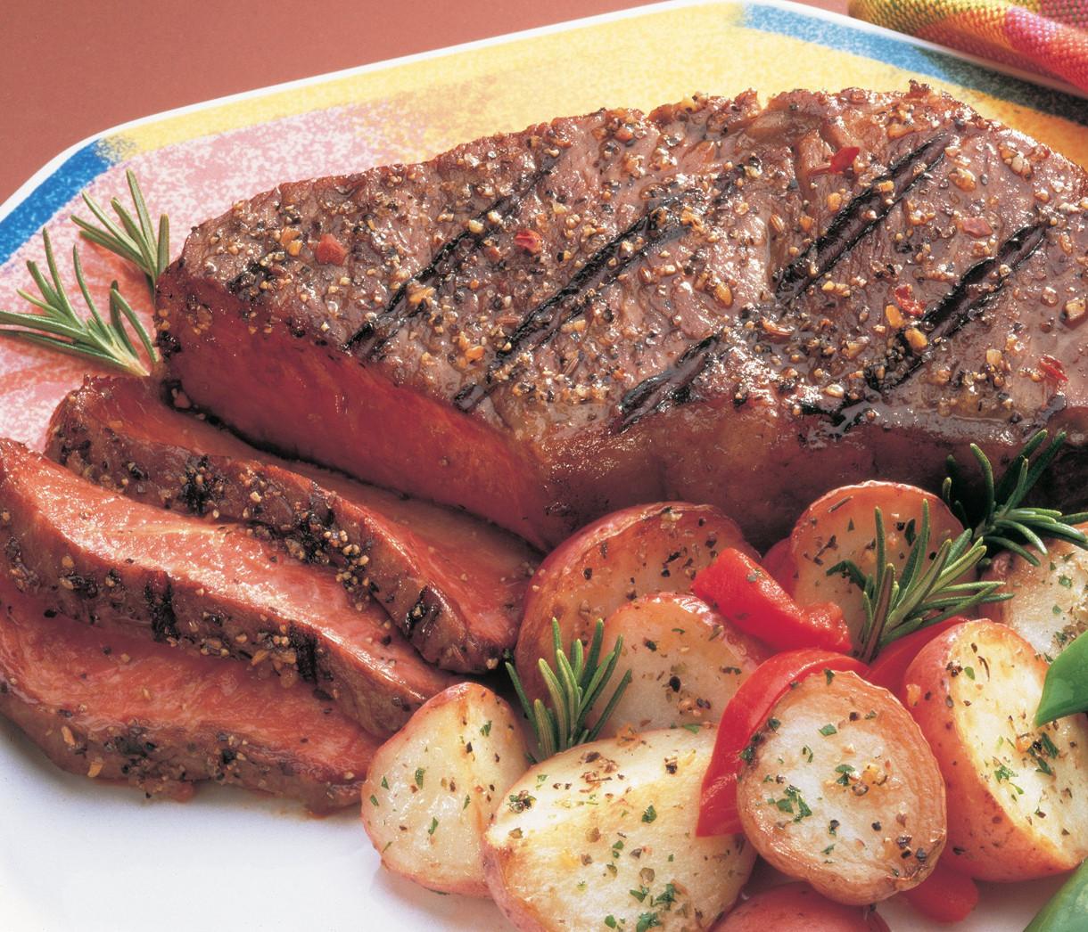 Great Steak And Potato  Patrick1212 blog My last supper