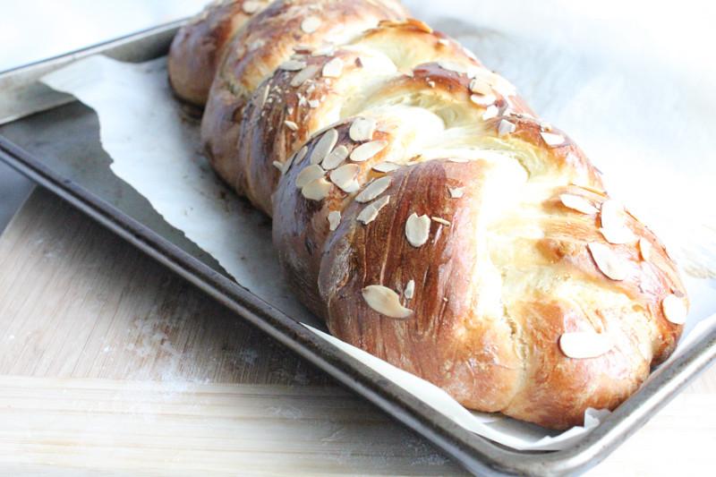 Greek Easter Bread  Greek Easter Bread for TwelveLoaves • Hip Foo Mom