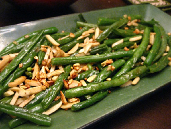 Green Bean Almonds Recipes  12 Recipes Using Beans That Aren t Chili