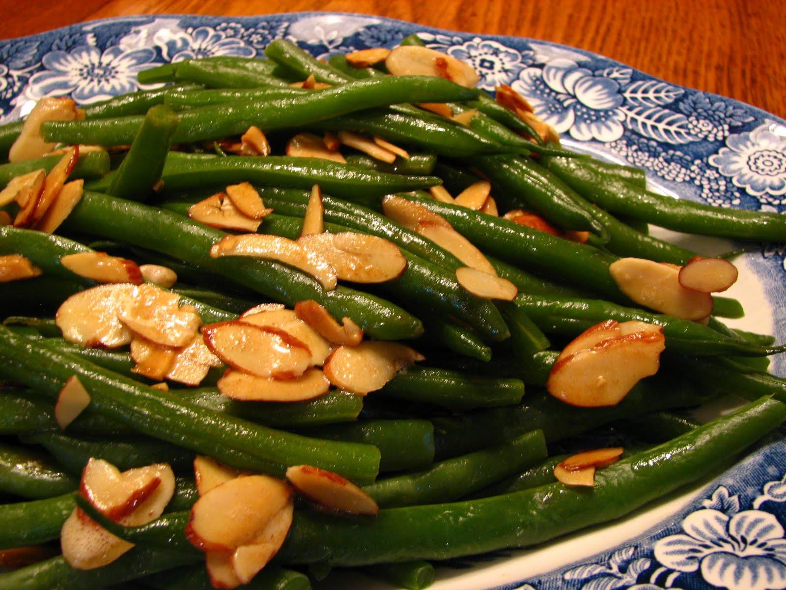 Green Bean Almonds Recipes  Lynda s Recipe Box Are you ready for Thanksgiving