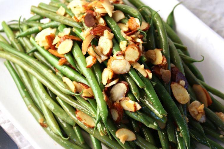 Green Bean Almonds Recipes  Green Bean Almondine Recipe on Food52
