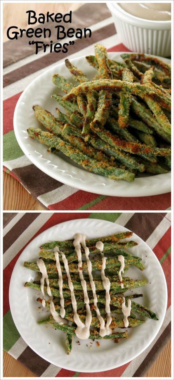 Green Bean Appetizer  1000 ideas about Crispy Green Beans on Pinterest