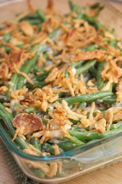 Green Bean Casserole Thanksgiving  17 Best ideas about Big Green Egg Table on Pinterest