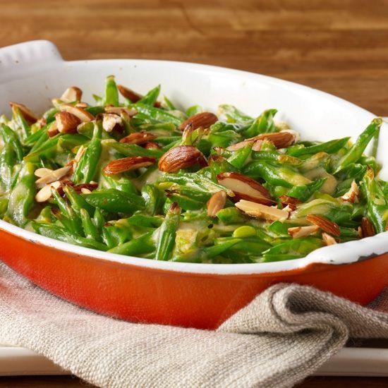 Green Bean Casserole Thanksgiving  37 best images about Thanksgiving Green Bean Recipes on