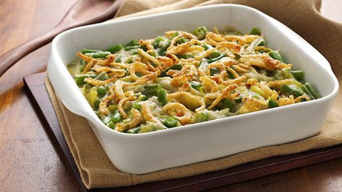 Green Bean Casserole Thanksgiving  Classic Green Bean Casserole recipe from Tablespoon