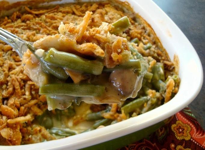 Green Bean Casserole Thanksgiving  COOKING WITH NANNA Green Bean Casserole