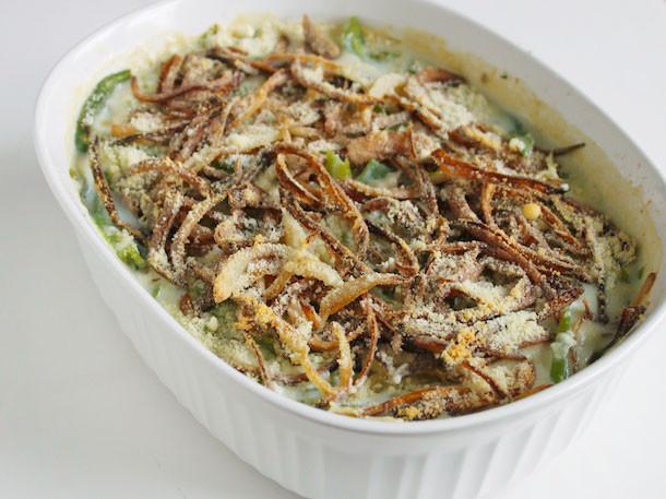 Green Bean Casserole Thanksgiving  Gluten Free Green Bean Casserole Recipe