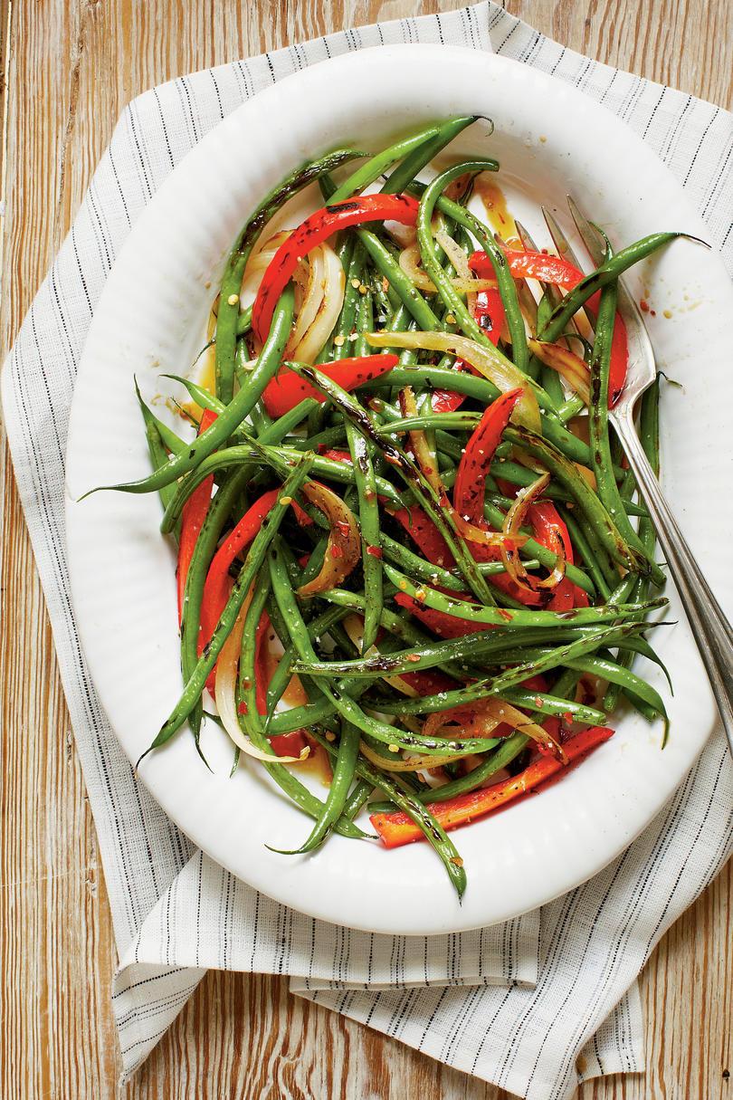 Green Bean Recipes  Oh Snap 31 Green Bean Recipes Southern Living