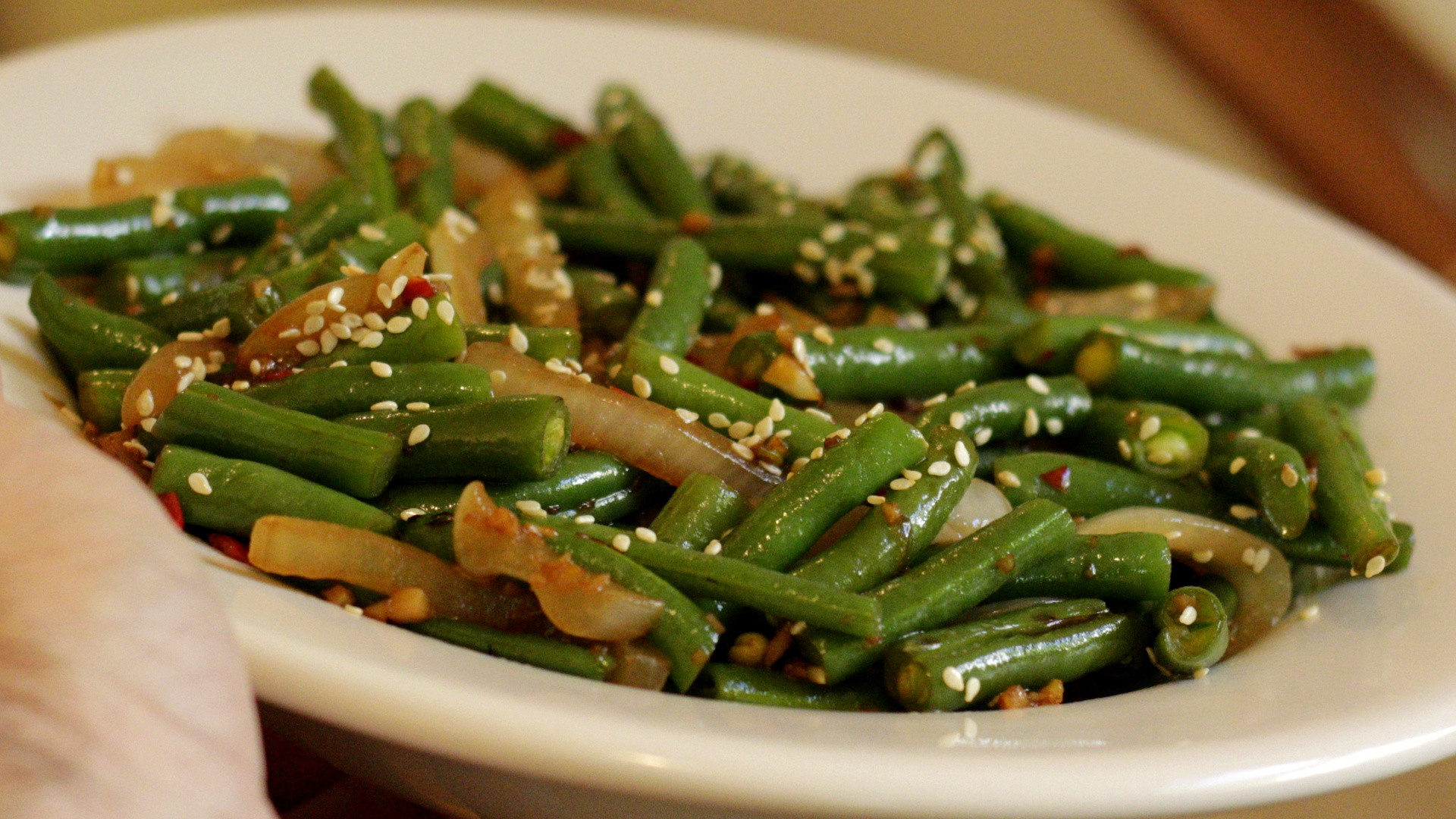 Green Bean Recipes  Green Bean Recipe for people who hate green beans