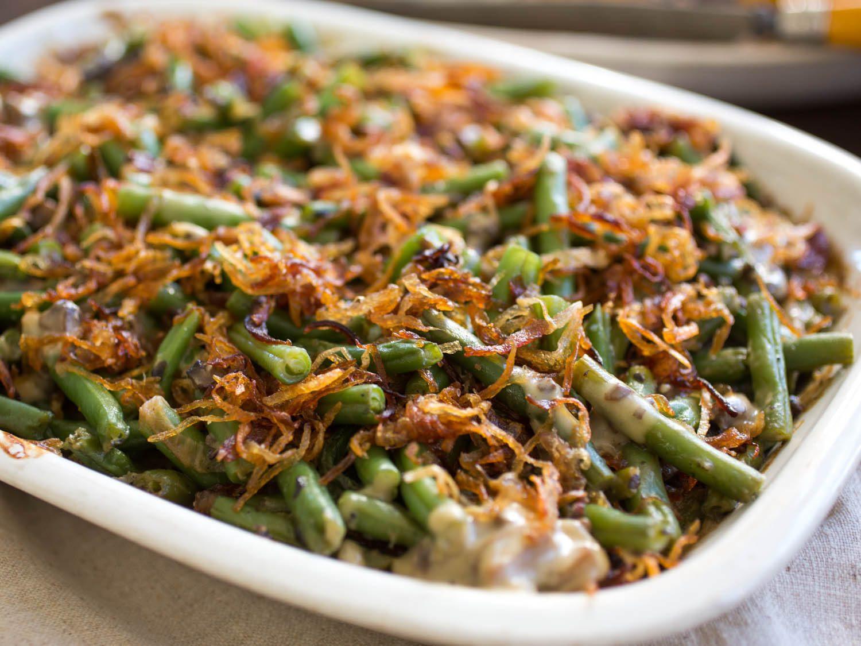 Green Bean Recipes  The Ultimate Homemade Green Bean Casserole Recipe