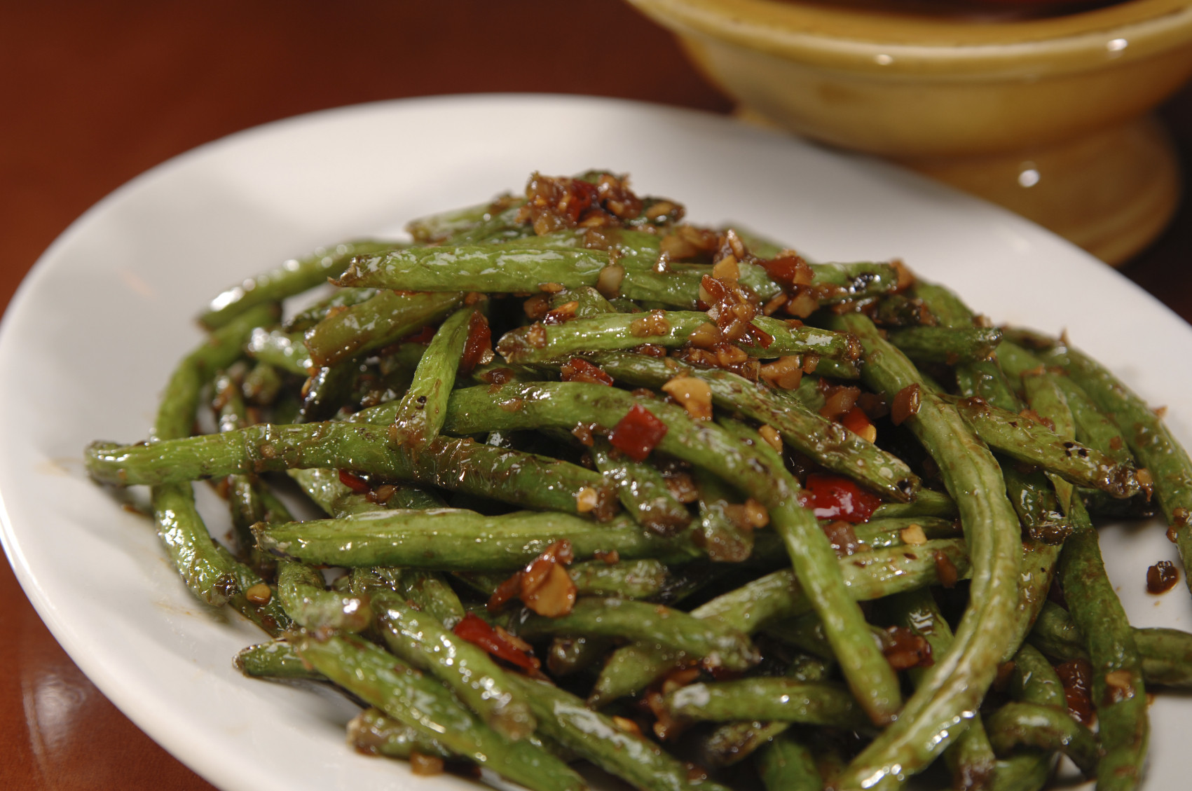 Green Bean Recipes  Recipe Green beans with prosciutto and pine nuts LITTLEROCK