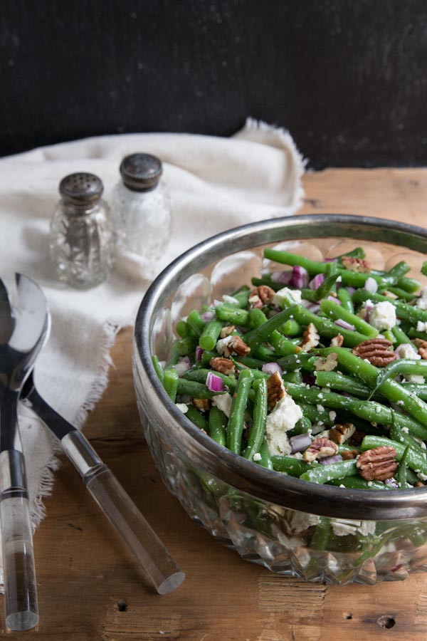 Green Bean Side Dish  Thanksgiving Green Bean Side Dish