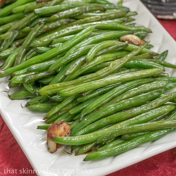 Green Bean Side Dish  Asian Green Beans