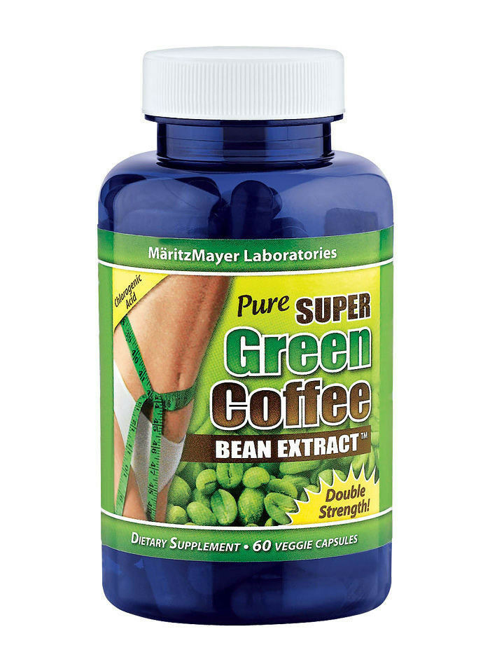 Green Coffee Bean Extract  Pure SUPER Green Coffee Bean Extract Weight Loss Diet
