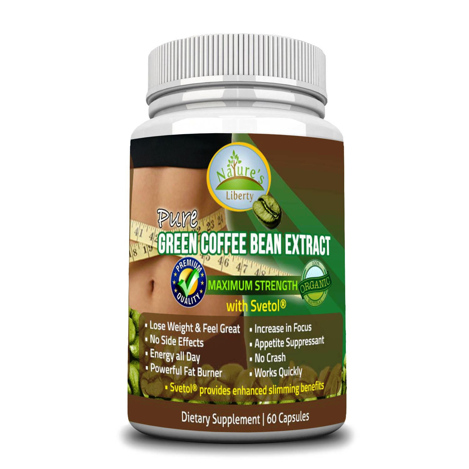 Green Coffee Bean Extract  Green Coffee Bean Extract with Svetol