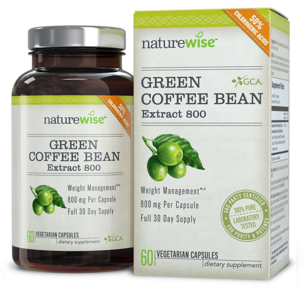 Green Coffee Bean Extract  Top 10 Best Weight Loss Supplements Reviewed In 2016