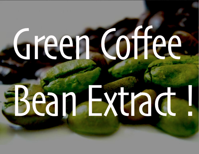 Green Coffee Bean Extract  Green Coffee Bean Extract