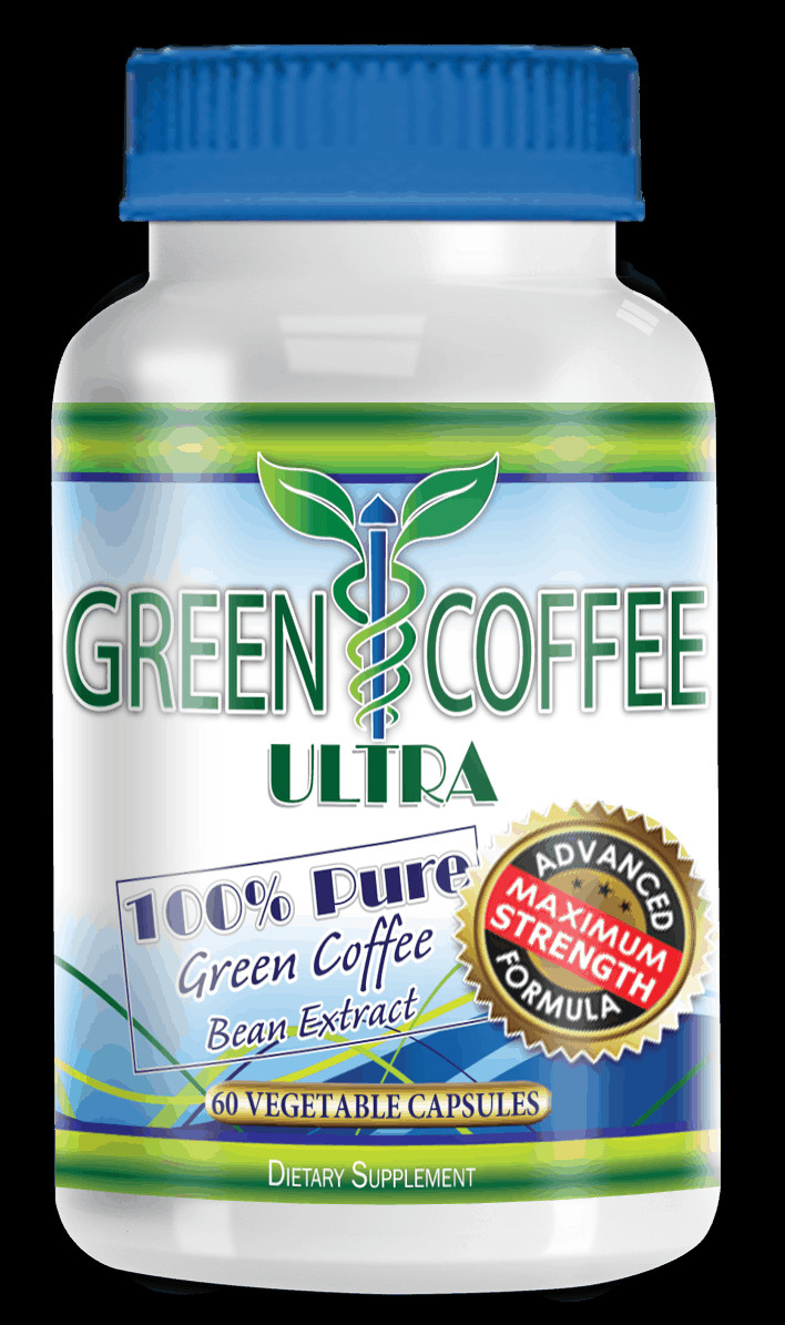 Green Coffee Bean Extract  Green Coffee Ultra The Effective Green Coffee Bean