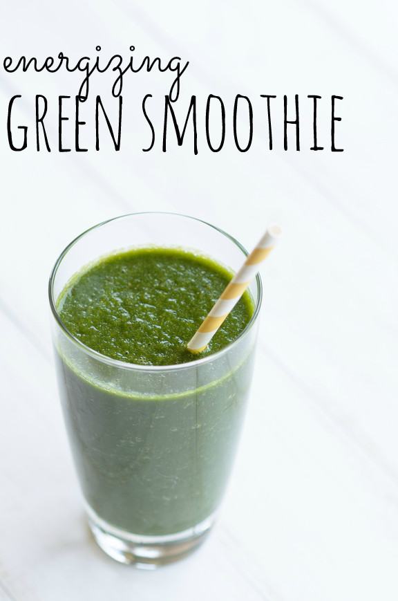 Green Smoothies For Life  Green Smoothie Recipe My Life and Kids