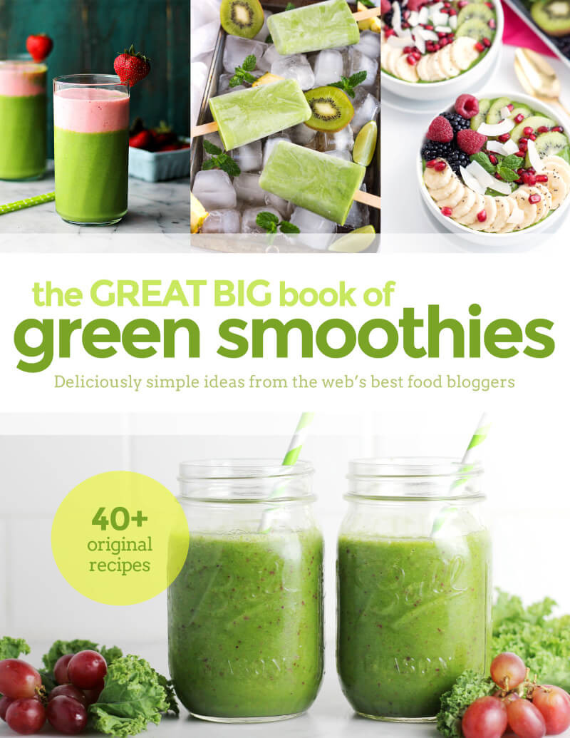 Green Smoothies For Life  The Great Big Book of Green Smoothies PLUS Green Smoothie
