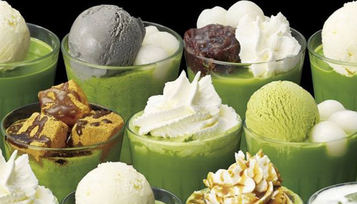 Green Tea Desserts  6 Places To Get Matcha Green Tea Desserts In Singapore