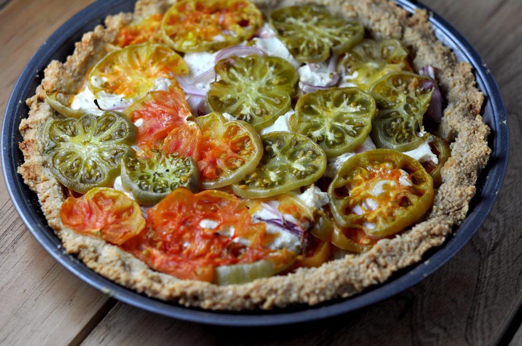 Green Tomato Pie  19 Green Tomato Recipes That Aren't All Fried
